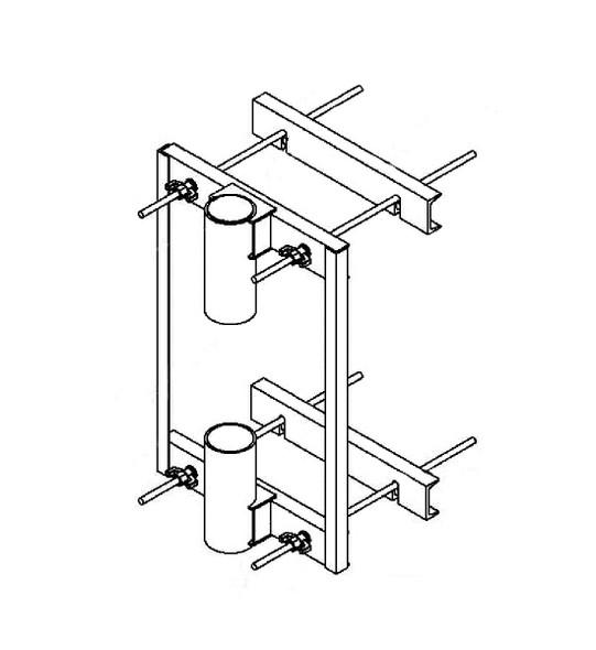 SafeWaze SAFELINK EZ-Link Double Connector Diagram