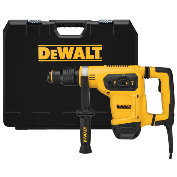 """Dewalt SDS Max Combination Rotary Hammer, 1-9/16"""", Corded"""