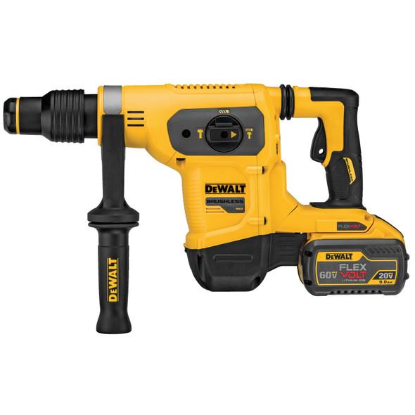 "Dewalt 60V Max 1-9/16"" Brushless SDS Max Combination Rotary Hammer Kit Tool Only"
