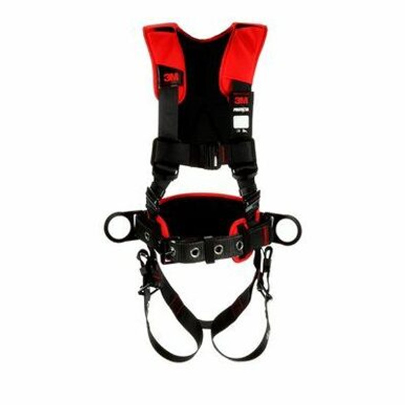 3M Protecta Comfort Construction Style Positioning Harness - Front