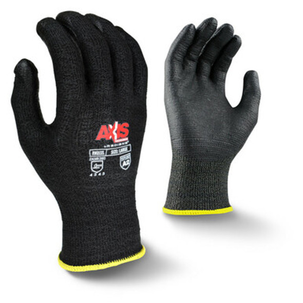 RWG532 AXIS™ Cut Protection Level A2 Touchscreen Work Glove - Top - Bottom