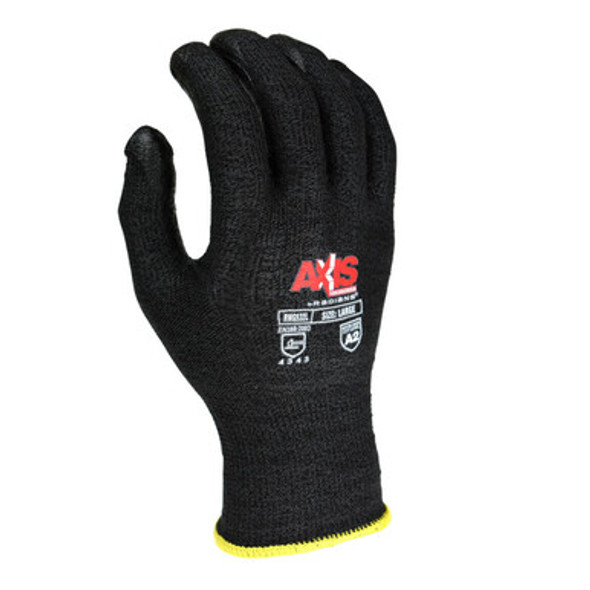 RWG532 AXIS™ Cut Protection Level A2 Touchscreen Work Glove - Top