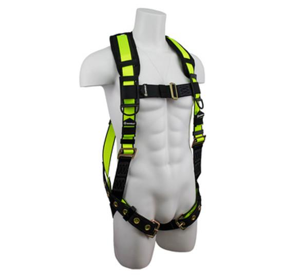 PRO Vest Harness with Grommet Legs - Front