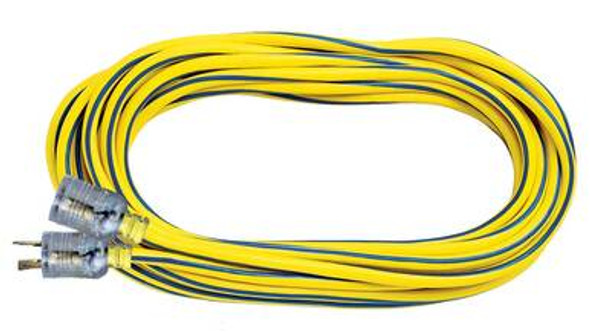 T/L Extension Cord SJTW  w/ Lighted End