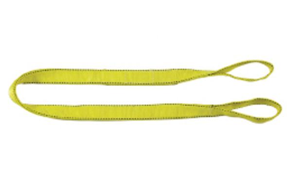 Pro-Edge® Twisted Eye and Eye Web Sling, 2 Ply