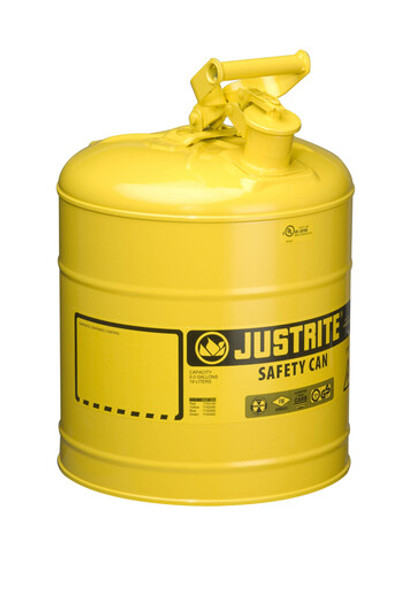 Type I Steel Safety Can - 5 Gallon DIESEL