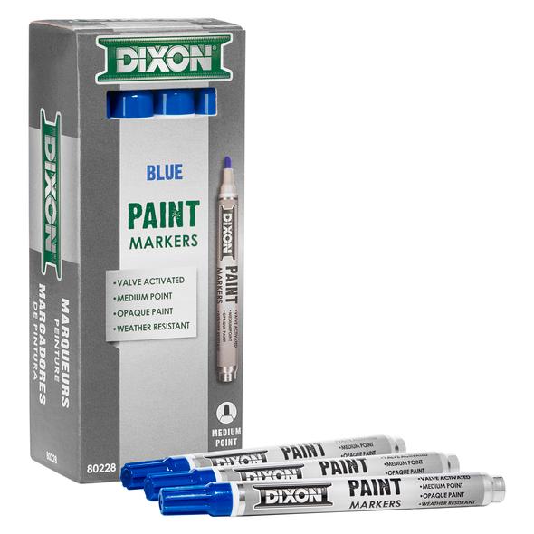 Valve Action Paint Marker - Blue