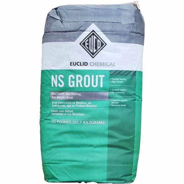 Euclid NS Grout - 50 lb/bag