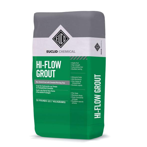 Euclid Hi-Flow Grout 50 lb.