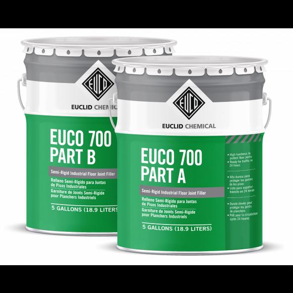 Euclid Euco 700 Epoxy Joint / Floor Sealant 2 Gal. Kit