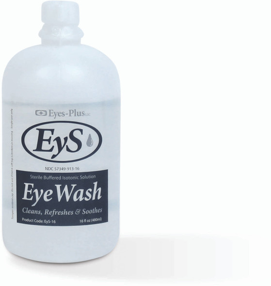 16 oz Eye Wash Solution