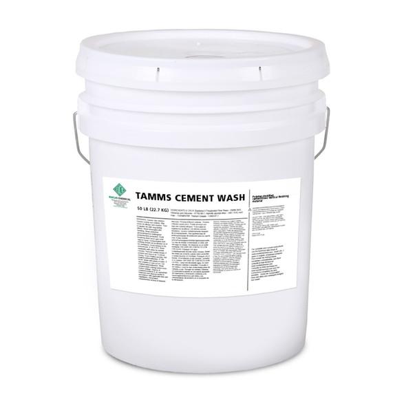 Euclid Tamms Cement Wash 50 lb Pail