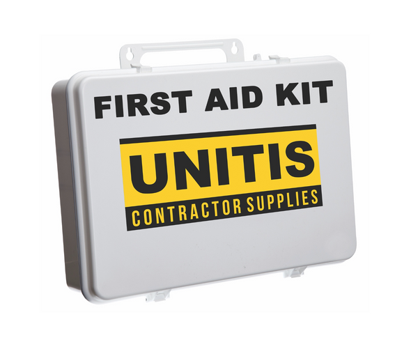 First Aid Kit - 10 Person - Metal