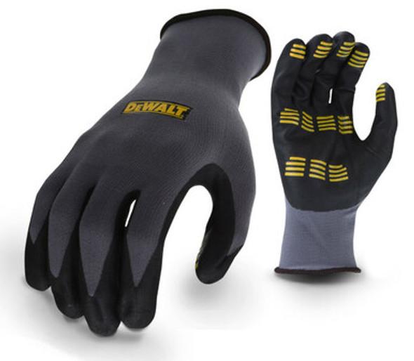 DPG76 Tread Grip Work Glove - Top - Bottom