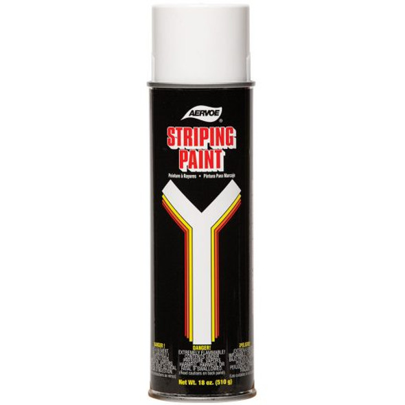 Striping Paint - Black (solvent-based)