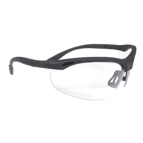 Cheaters® Bi-Focal Eyewear - Black Frame