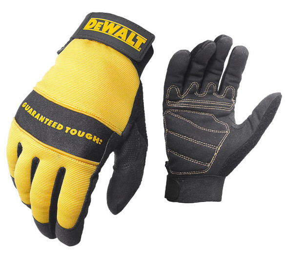 DPG20 All Purpose Synthetic Leather Glove - Top - Bottom