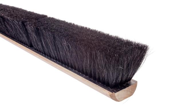100% Horsehair Floor Brush