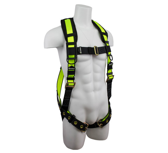 PRO Vest Harness with Grommet Legs - Front