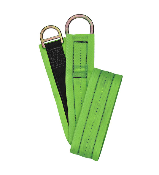 4 Person Rope Horizontal Lifeline Kit with Cross Arm Straps