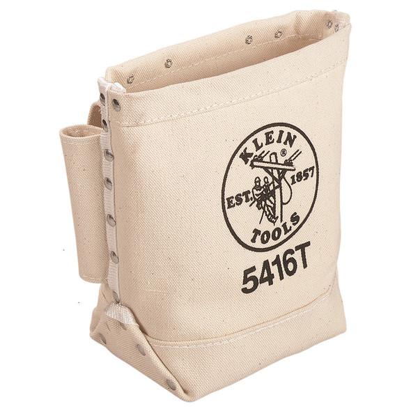 Canvas Bull Pin/Bolt Bag, Tunnel Loop