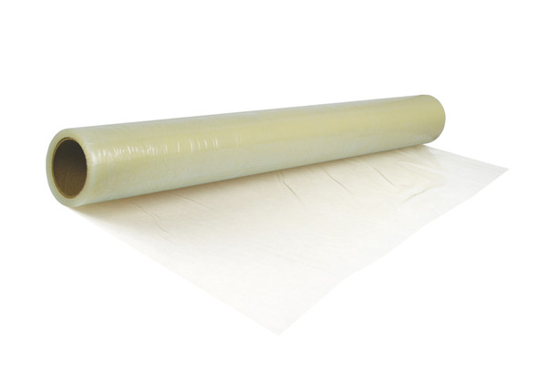 """Carpet Shield® - 36"""" X 200' Clear Reverse Wound Roll"""