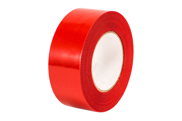 "PE Tape - 2"" x 180' Red Roll"