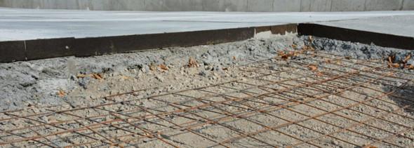 FIBRE EXPANSION JOINT - Concrete Expansion Joint Filler - Use