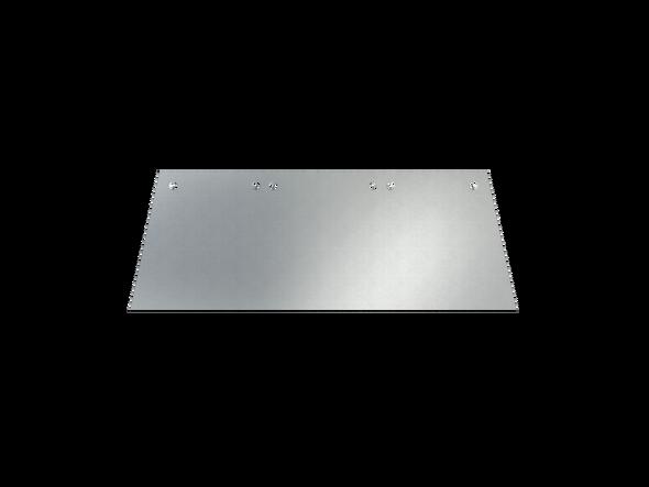 """Floor Scraper Replacement Blade - 14"""" Steel Angle Cut"""
