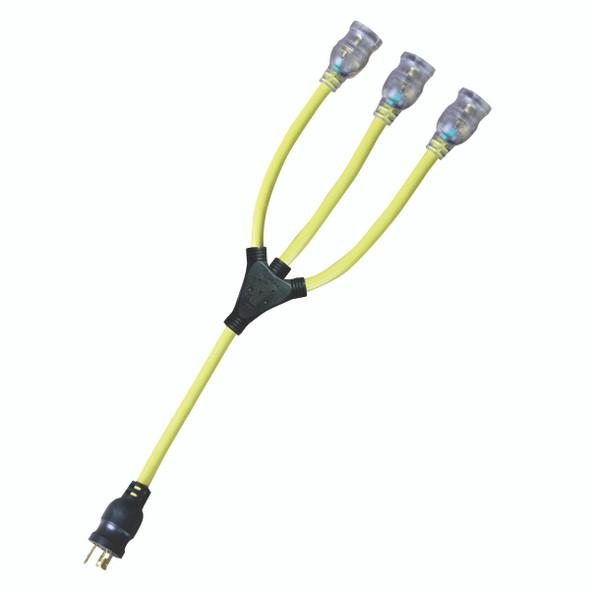 W Adapter Twist Lock