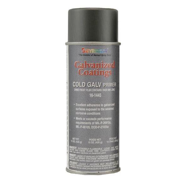 Cold Galvanizing Compound - 14 oz