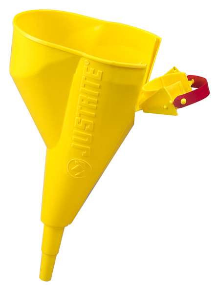 Funnel for Steel Type 1 Safety Cans - Yellow Polypropylene