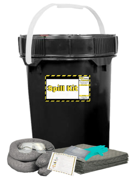 Universal Spill Kit - 5 Gallon
