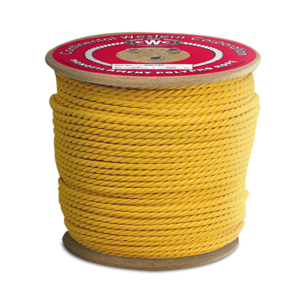 3-Strand Poly Rope