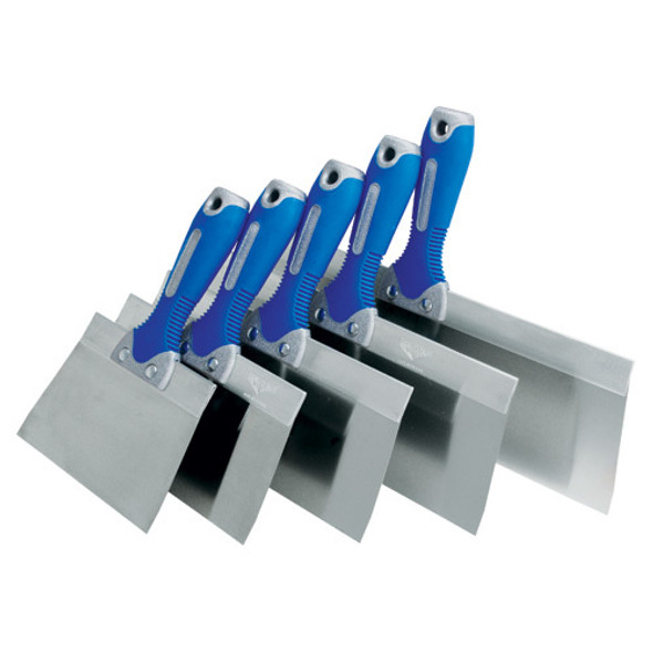 COOL GRIP II Taping Knife - SS Various Sizes