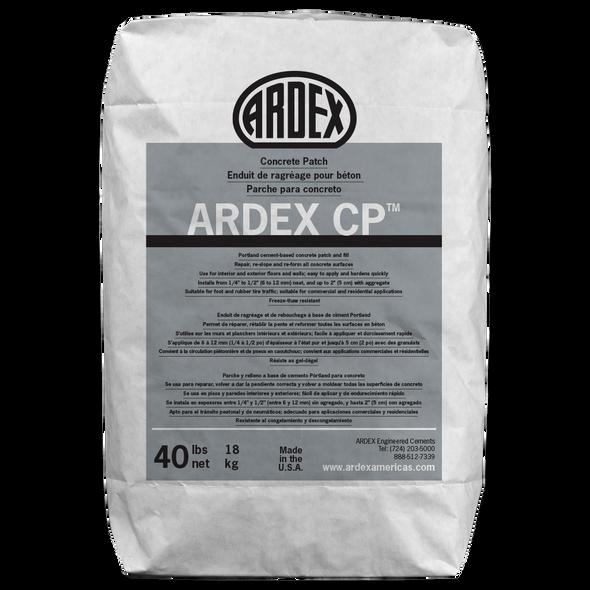 ARDEX CP™ Concrete Patch - 40 lb