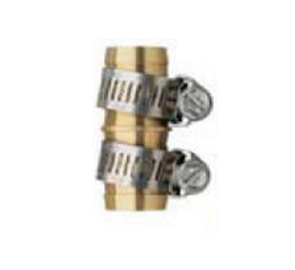 """Brass Hose Mender Kit - 3/4"""""""