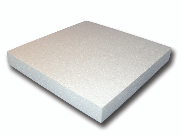 "Styrofoam Sheet - 1.5"" x 4"" x 8'"