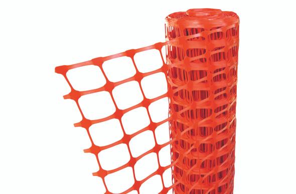 Orange Safety Barrier Fence - 4' x 100'