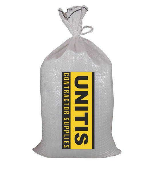 "Empty Poly Bag, Sand/Gravel - 14"" x 26"""