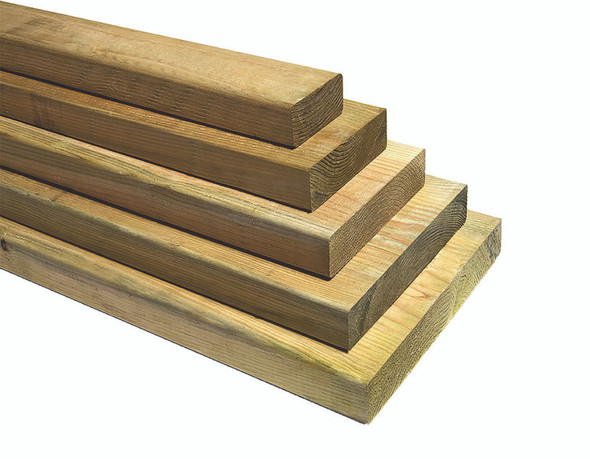 Green Douglas Fir Lumber