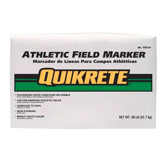 QUIKRETE® White Marking Lime - 50 lb