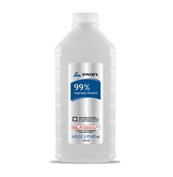 99% Isopropyl Alcohol - 16 oz