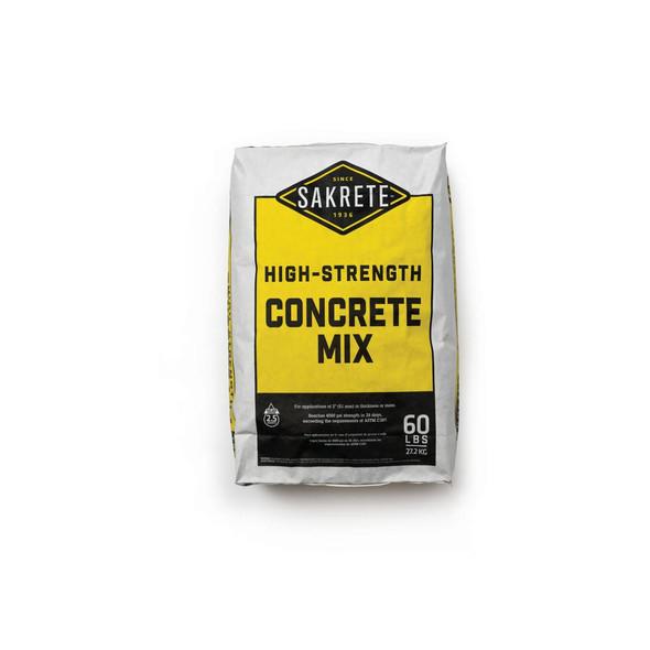 Sakrete® High Strength Concrete Mix - 60 lb