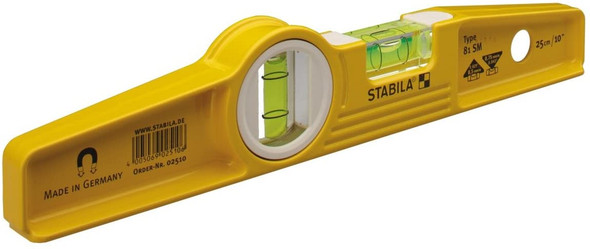 Die Cast Magnetic Torpedo Level - 10""
