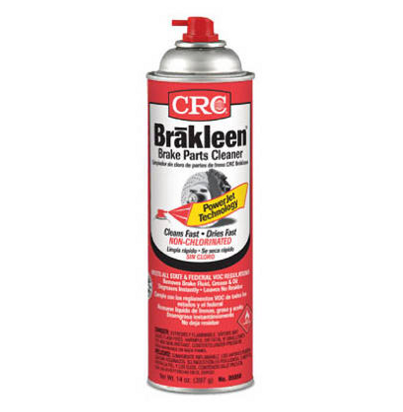 Brake Parts Cleaner - 14 oz