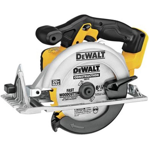 "20V MAX 6-1/2"" Circular Saw (Tool Only)"