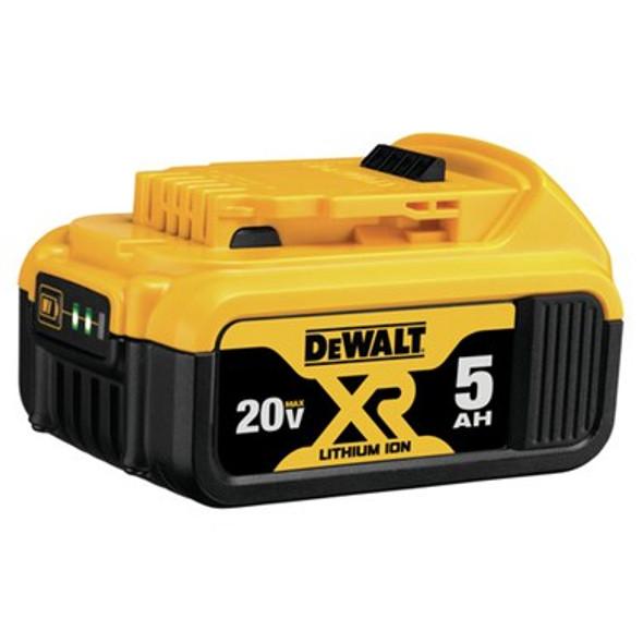 20V MAX XR 5.0AH Battery - Single