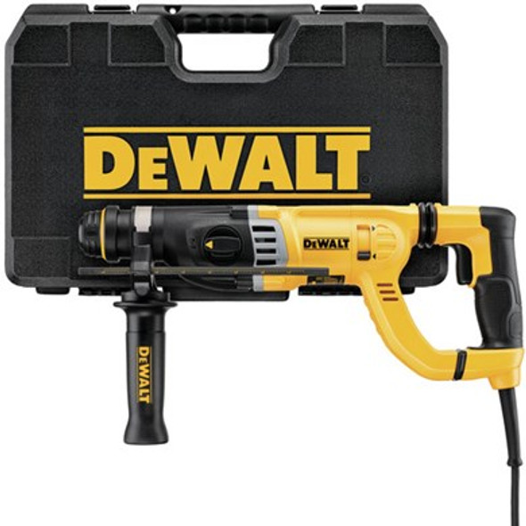 "Dewalt SDS+ Rotary Hammer, 1-1/8"", Corded"