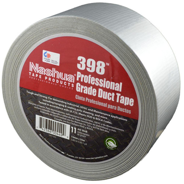 """All-Weather HVAC Duct Tape - 2"""" x 60 yd"""